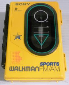 Yellow Walkman